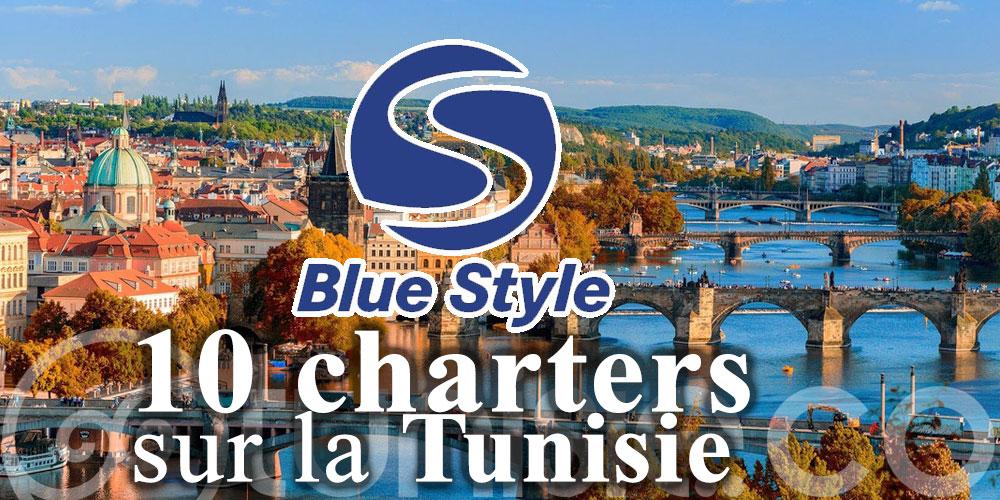 10 charters sur la Tunisie au programme du Blue Style