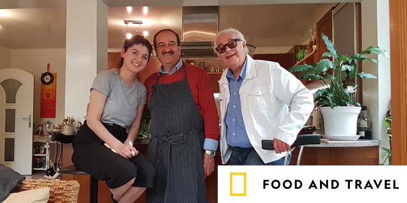 Les meilleurs plats tunisiens capturés par National Geographic