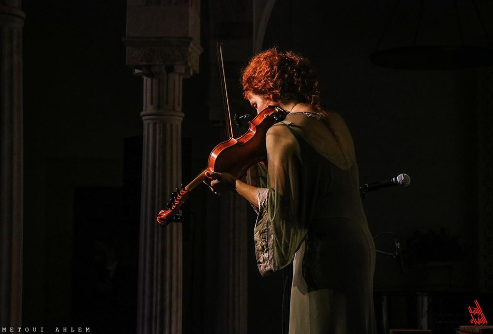 La 2ème soirée de Mûsîqât : Concert de Ana Alcaide