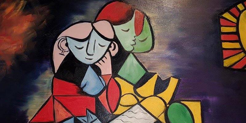 Découvrez Picasso par l'univers de Amel Moussa Ben Nessib
