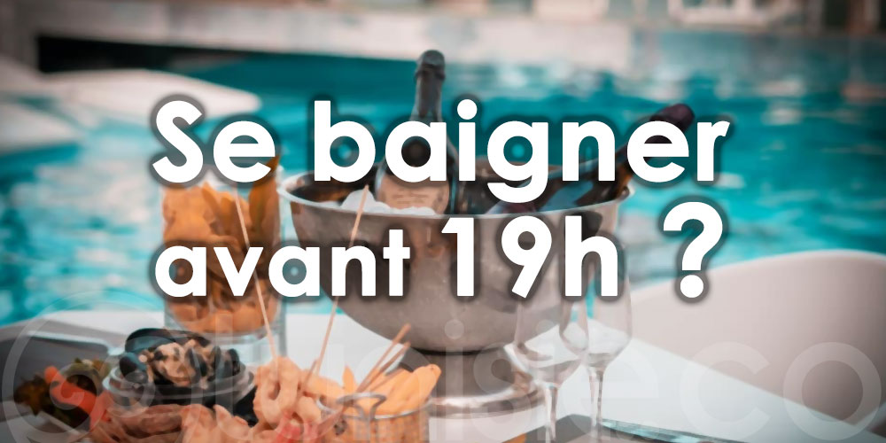 Se baigner avant 19h ? Top des Beach Bars au Grand Tunis