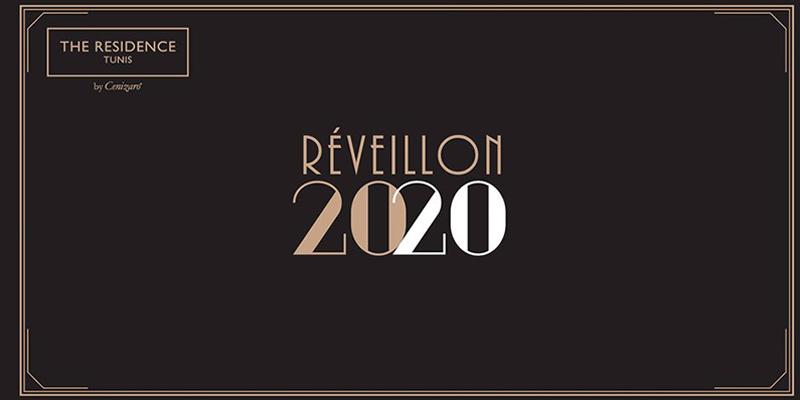 Deux soirées Glamour pour célébrer le Réveillon 2020 à l'hôtel The Residence Tunis