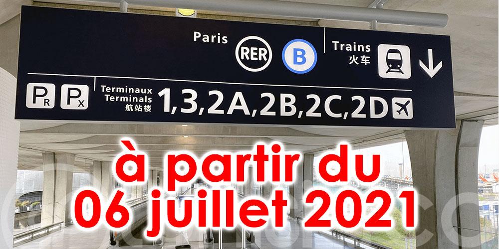 Tous les vols Nouvelair sur Paris-CDG seront transférés au terminal 2B