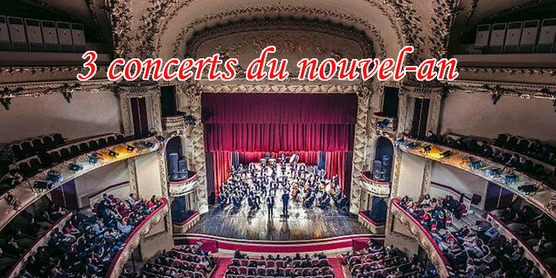 Tunis: Les 3 concerts du nouvel-an que vous n'avez pas le droit de rater