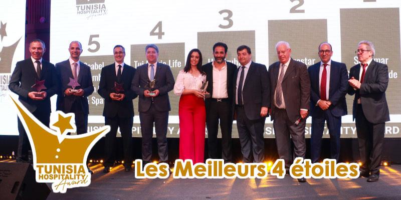 En vidéo : Les 5 Meilleurs hôtels 4 étoiles de Tunisie