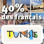 40% des Français sont incités à venir passer leurs vacances en Tunisie