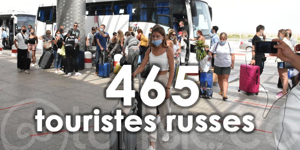 Journée mondiale du tourisme : Arrivée de 465 touristes à Enfidha