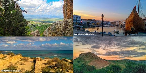 Ces photos époustouflantes de la Tunisie avec le tag #OneMonth4Tunisia