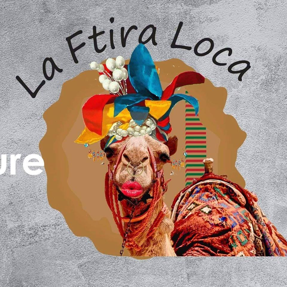 La ftira renaît sous le concept Ftira loca, préparée par Jacob Lellouche, zoufria ou francissa voici de quoi ça a l'air