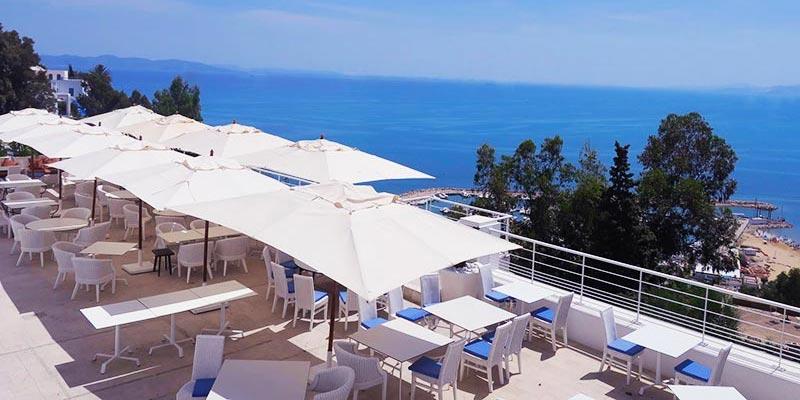 Nos meilleures 9 adresses pour contempler Tunis d'en haut