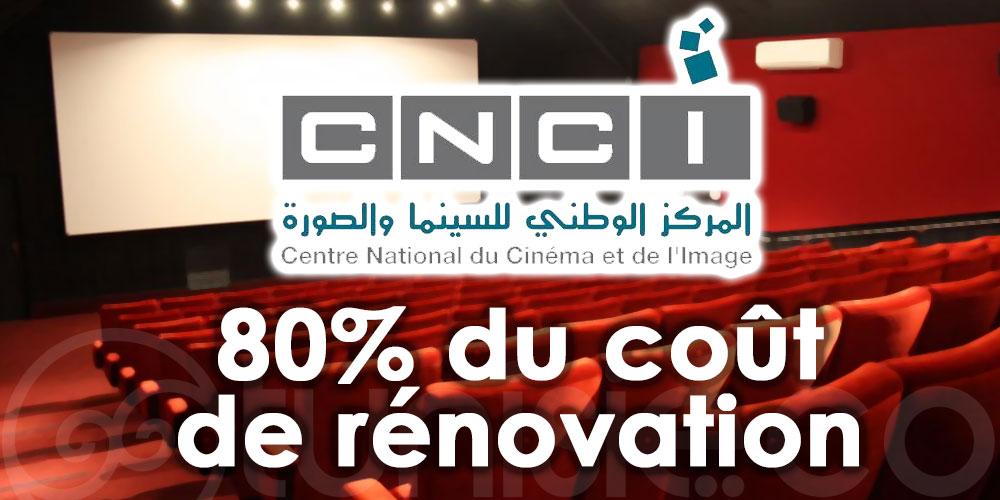 Le CNCI financera 80% du coût de rénovation des salles de cinéma privées