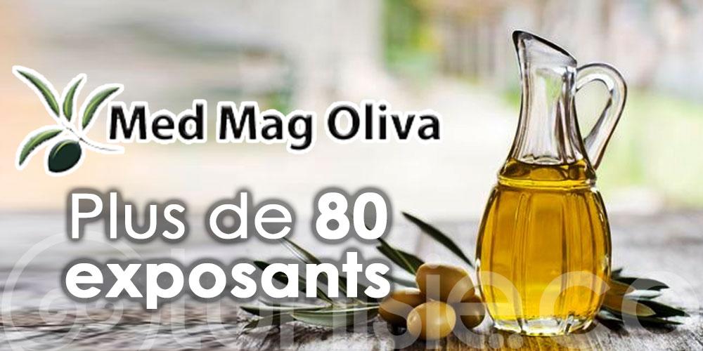 Plus de 80 exposants à la 6ème édition de ''Med Mag Oliva''