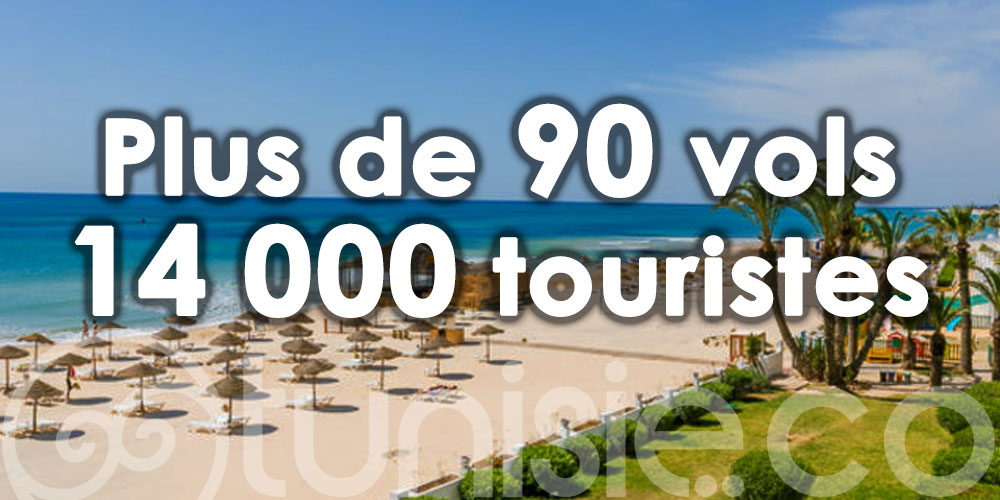 Habib Ammar : Plus de 90 vols accueillis en Tunisie ramenant 14 mille touristes
