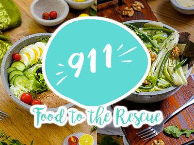 911 le restaurant 100% en ligne au coeur de Bab Saadoun