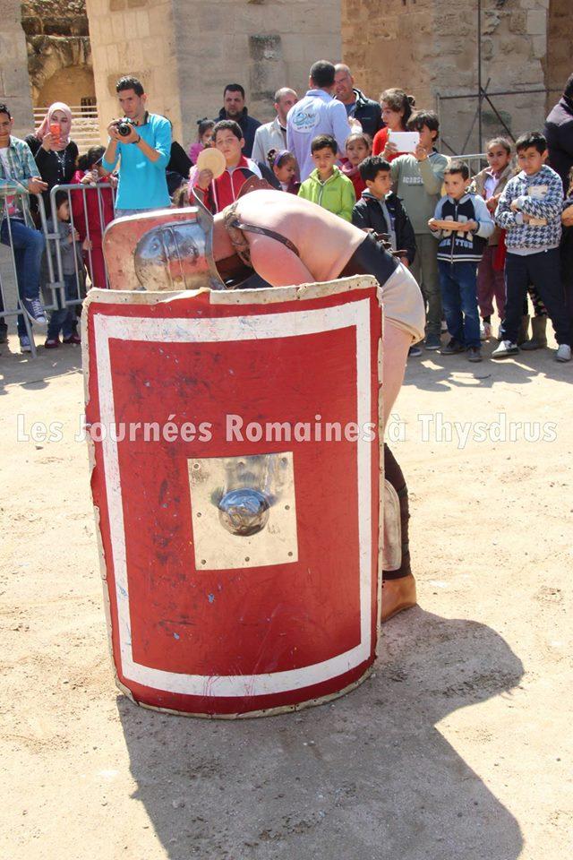 Les journées romaines d'El Jem