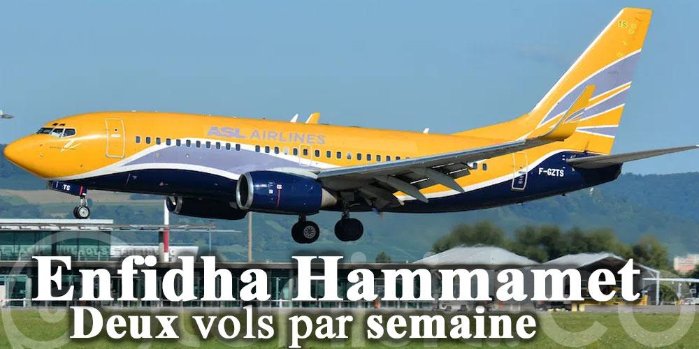 ASL Airlines France repart à Enfidha en août