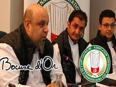 En vidéo : Les chefs Tunisiens se mobilisent pour le Bocuse d'Or