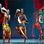 Le Cirque Extravagance Afrika! Afrika! au théâtre antique de Carthage les 2ème et 3ème jours de l'Aid