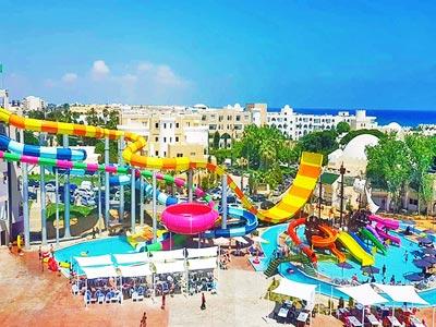 En vidéo: Découvrez le nouveau Rayar Aqua Park Mahdia