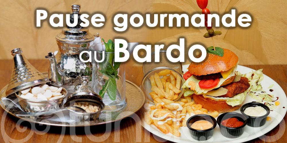 Une pause gourmande au Bardo, ça vous dit ?