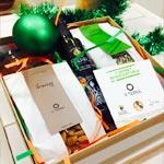 Optez pour une corbeille gourmande Bio comme cadeau de fin d'année !