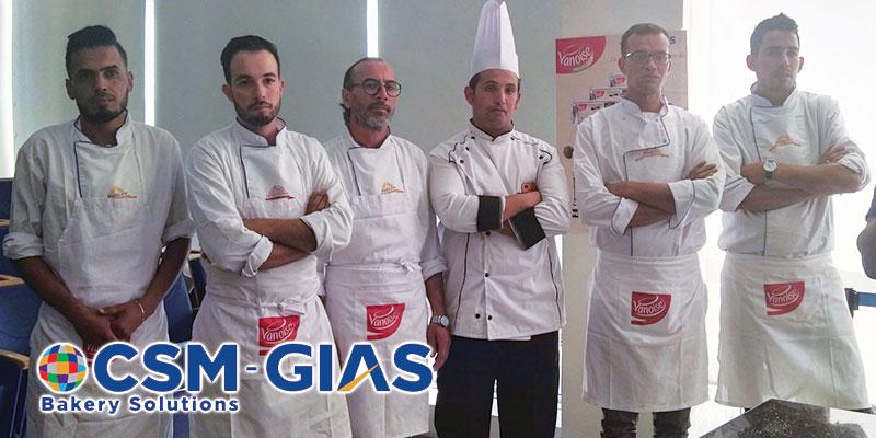 En vidéo : La troisième édition de la sélection nationale de boulangerie
