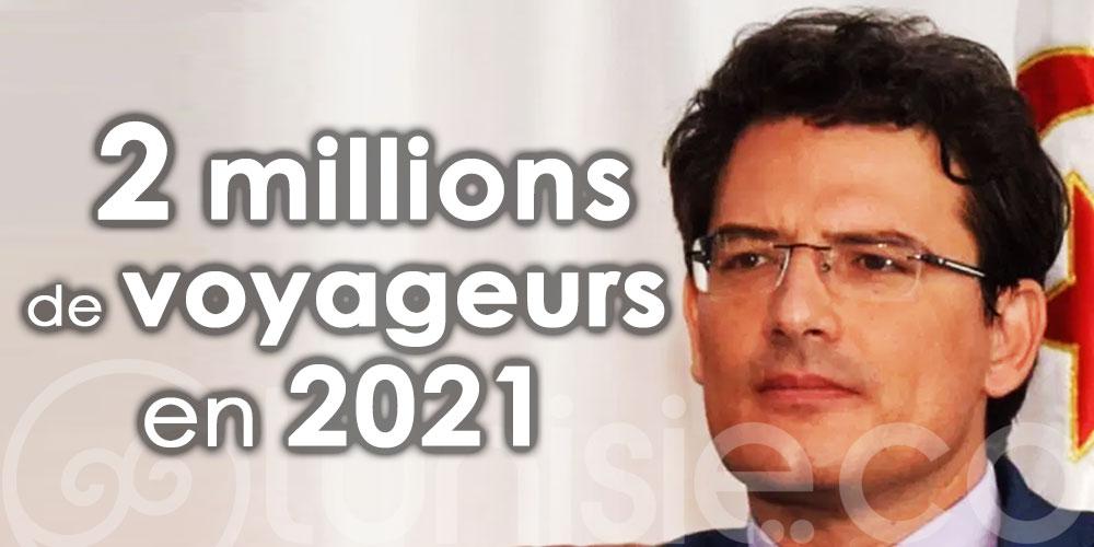 Optimiste pour l'avenir, Chakchouk espère jusqu'à '2 millions de voyageurs'