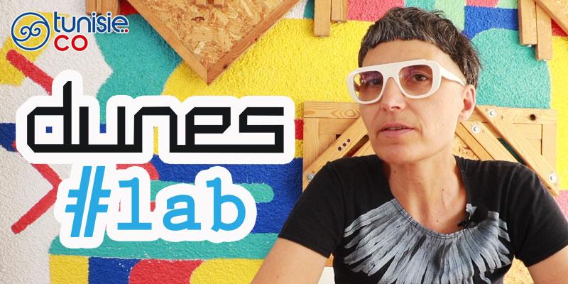 Dunes Lab, la scénographie des Dunes Electroniques, présentée par Matali Crasset