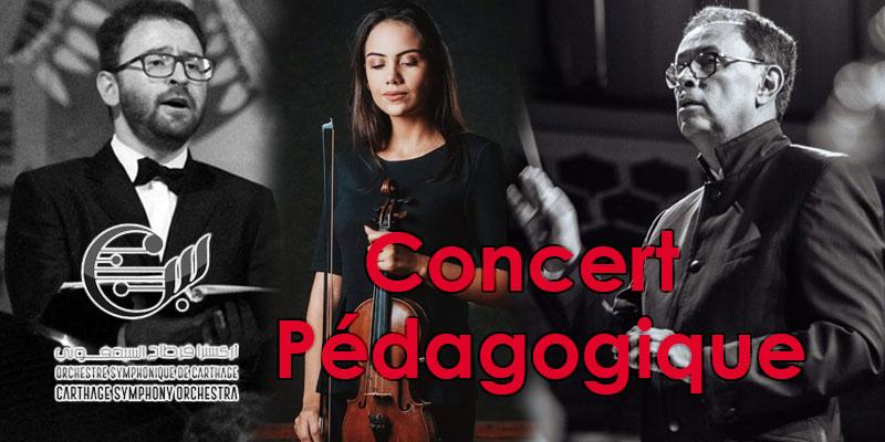 Le CSO débarque chez vous avec ses concerts pédagogiques