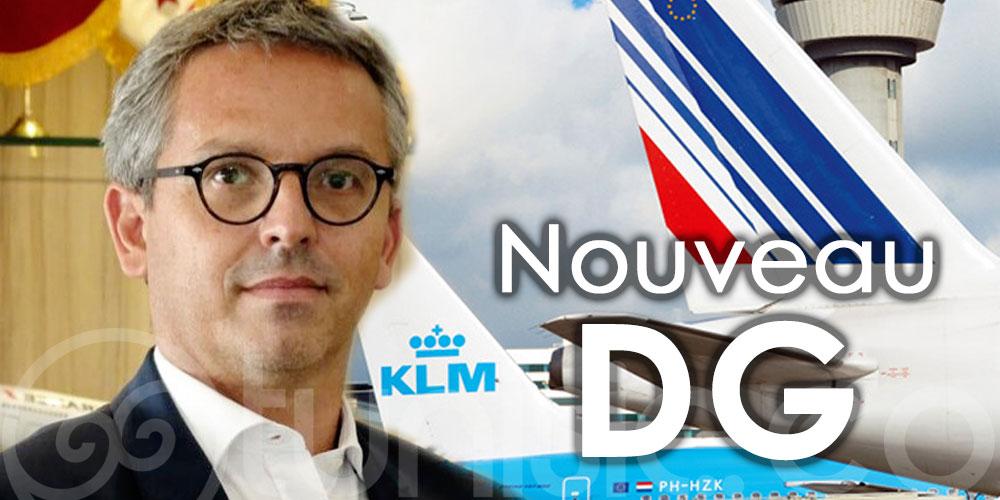 Air France-KLM: Nicolas Fouquet, nouveau DG pour l'Afrique du Nord et le Sahel
