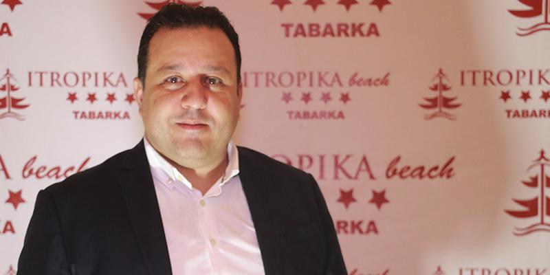 En vidéo : Pour Dhia Eddine Yacoubi  l'Itropika Beach Tabarka est une famille