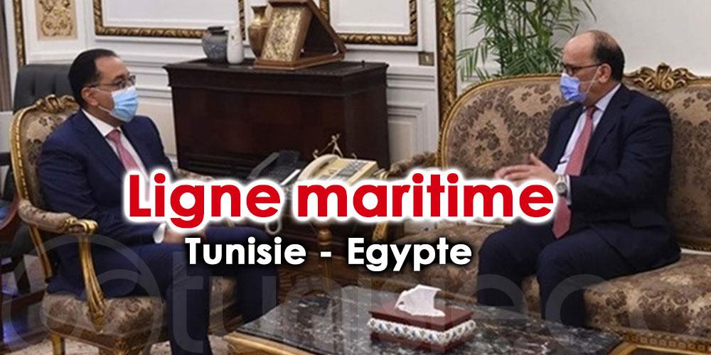 Bientôt, une ligne maritime reliant la Tunisie et l' Egypte