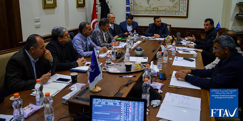 Coronavirus : La FTAV convoque une réunion de crise des agences de voyages