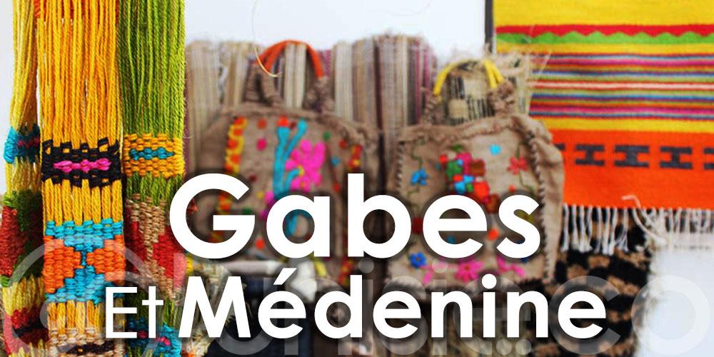 Tout sur les Journées promotionnelles de l'Artisanat dédiées aux Artisans de Gabes et de Médenine
