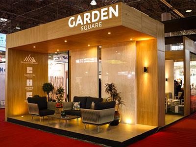 En vidéo: Ceram Square, Home Square et Garden Square présents au salon du tourisme MIT
