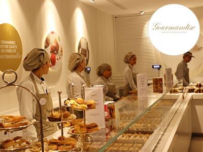 En vidéo : Gourmandise ouvre à Megrine avec son partenaire franchisé