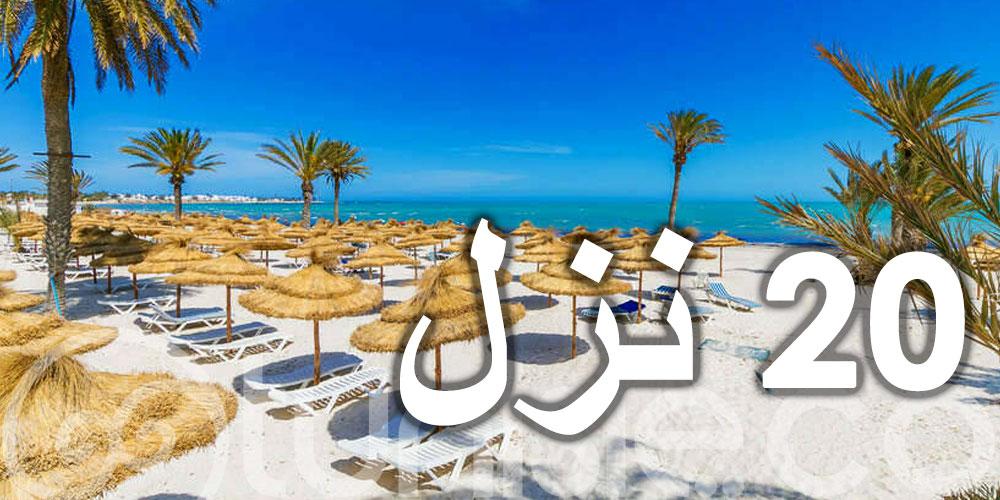 هشام المحواشي: فقط 20 نزلا مفتوحا بجربة وهذه برمجة الرحلات