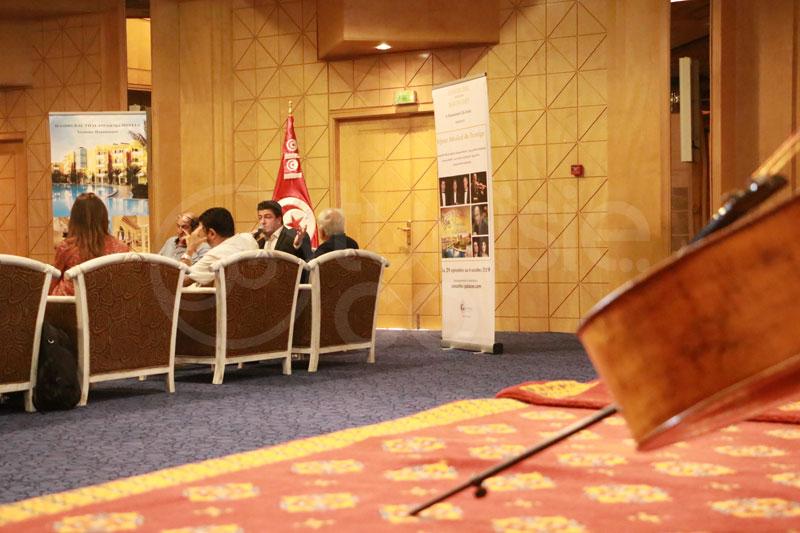 Conférence de presse: Séjour Musical de Prestige à Hasdrubal Hammamet