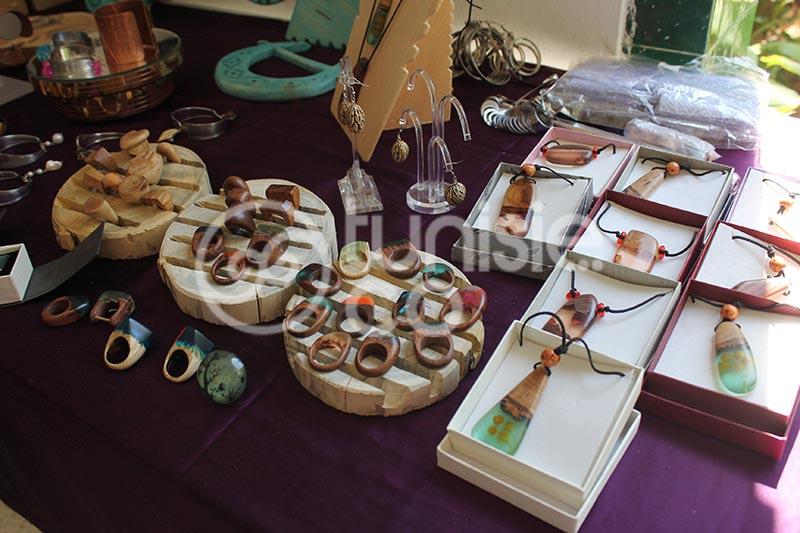 Le bijou tunisien à l'honneur aux journées exceptionnelles de l'artisanat aux jardins de Denden