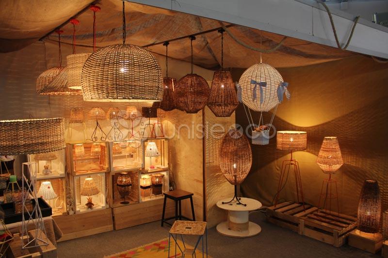Salon de la décoration et du design dardéco luminaires