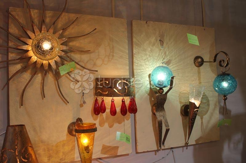 Salon de la Décoration et du Design 'Dardéco' - Luminaires