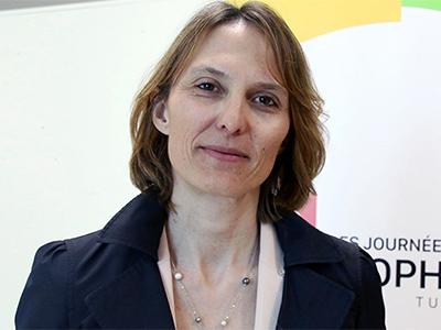 Jenny Piaget de l'Ambassade de Suisse, à propos des Journées de la francophonie