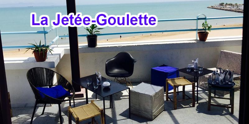 La Jetée, hôtel historique de la Goulette à vendre