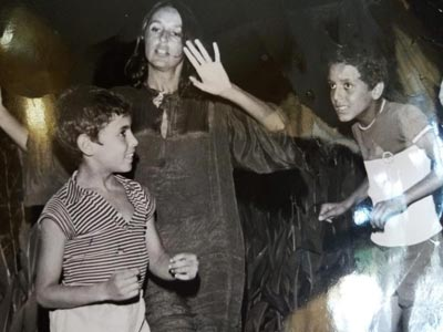 La reine du folk Joan Baez était à Tabarka en 74