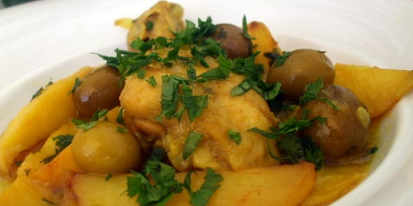 Découvrez la Kabama au poulet, ou le ragoût de poulet à la tunisienne