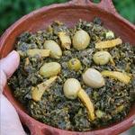 Dégustez la Khobiza en salade chaude ou en couscous !