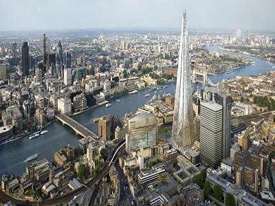 Saint-Valentin: Londres, destination favorite des amoureux, selon Ryanair