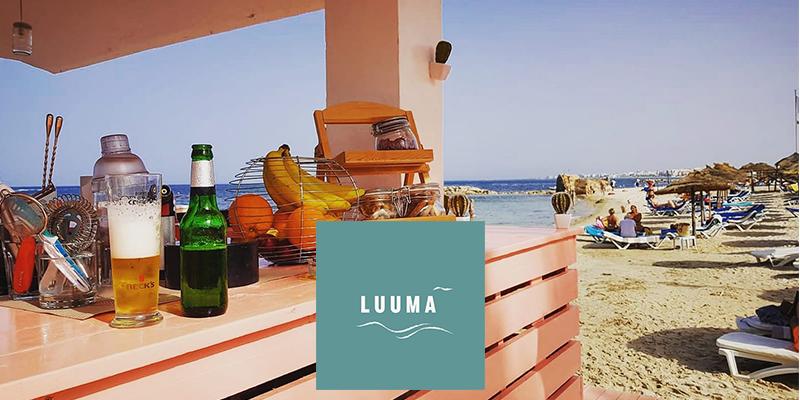 Luuma Bar Sousse, le nouveau beach club à El Kantaoui