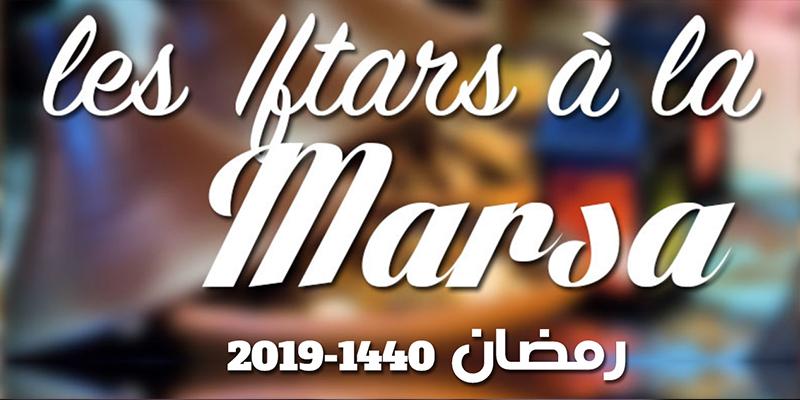 Liste des Iftars à la Marsa