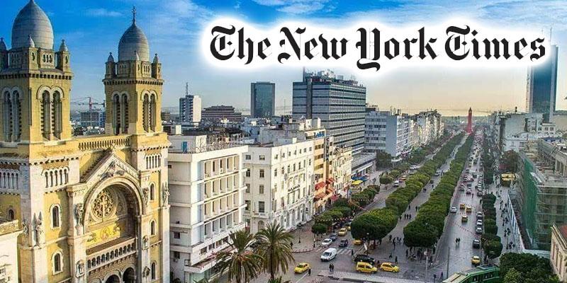 Tunis à l'honneur au New York Times !